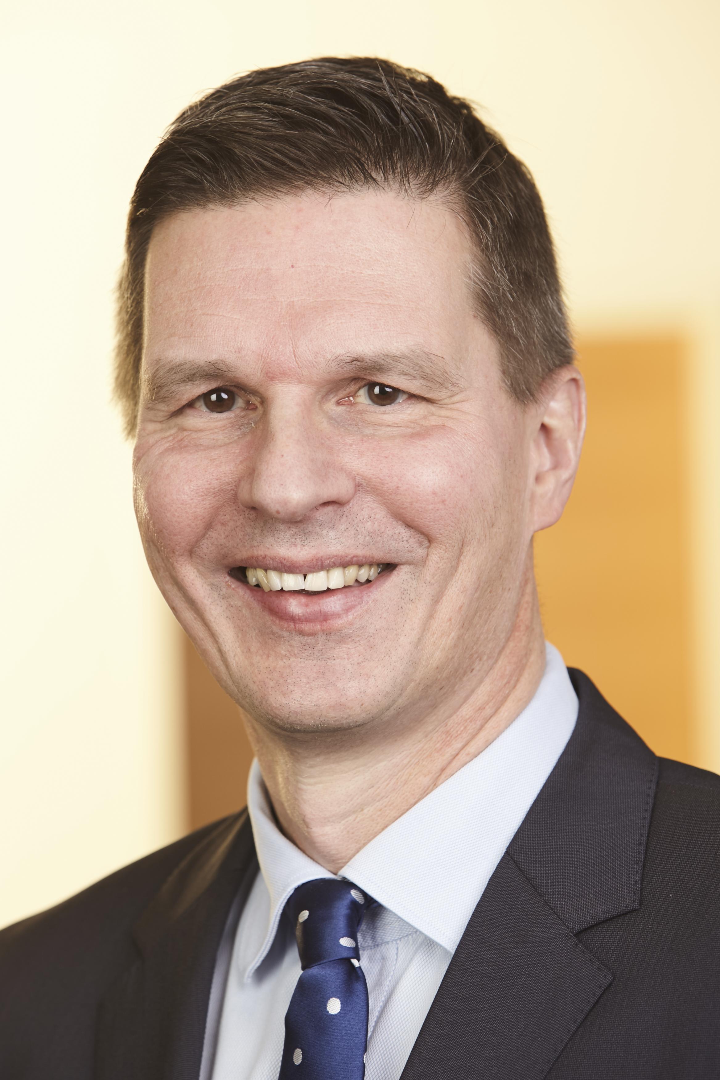 Professor Axel Dignass, UEG Representative
