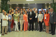 Porto Alegre Hepatology Training Center faculty and trainees