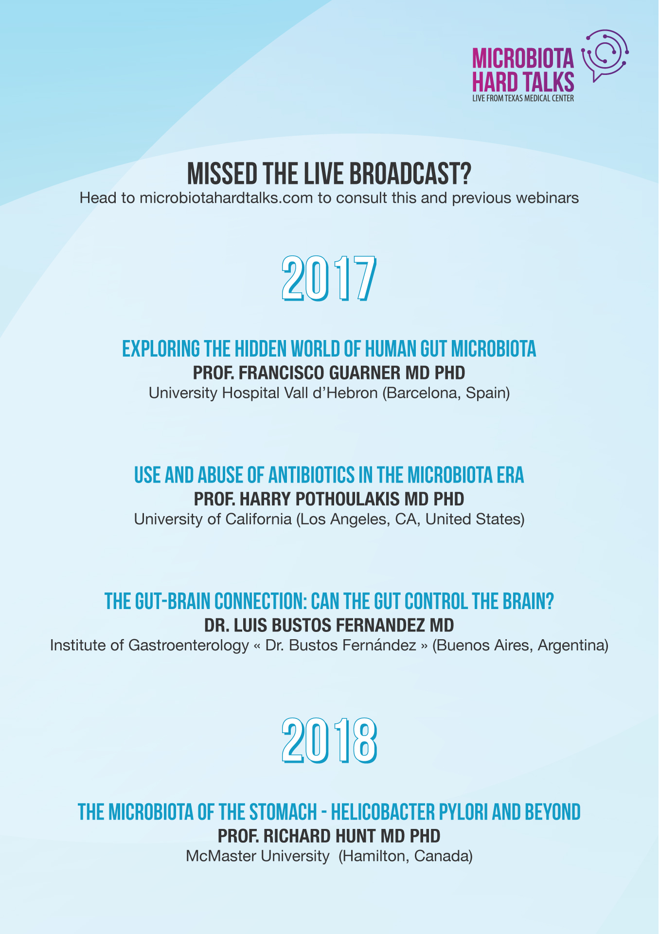View the June 2018 e-Alert   World Gastroenterology Organisation