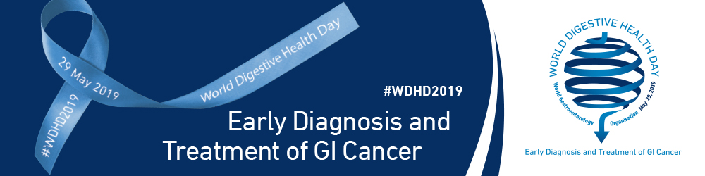 WDHD 2019: Early Diagnosis and Treatment of GI Cancer