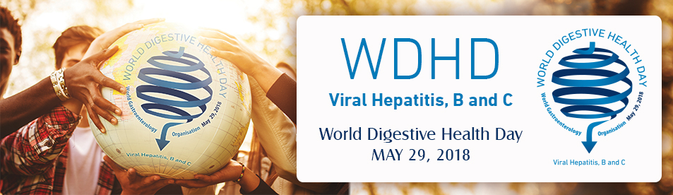 WDHD 2018: Viral Hepatitis, B and C