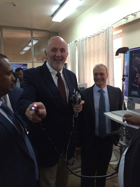 Addis Ababa, Ethiopia | World Gastroenterology Organisation