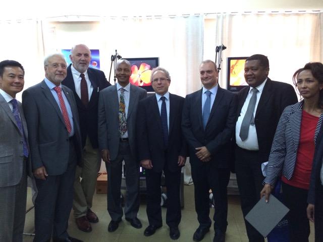 Addis Ababa, Ethiopia   World Gastroenterology Organisation