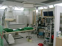 ERCP room in the WGO Bangkok Training Center.