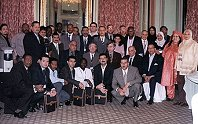 Faculty and staff of the inaugural course at the WGO Cairo Training Center.