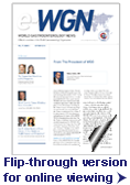 eWGN October 2012 flip through version