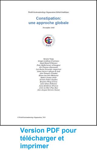 French World Gastroenterology Organisation