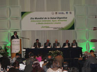 World Digestive Health Day (WDHD) 2011 Symposium at the WGO Mexico City Training Center.