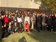 Participants from the 10th Annual Course of the Rabat Training Center